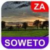 ソウェト、南アフリカ オフラインマッフ - PLACE STARS