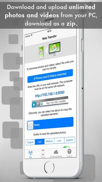Screenshot #6 for Easy Photo & Video Transfer