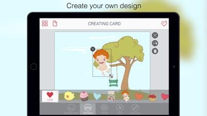 グリーティングカード - CardsBuilderのおすすめ画像2