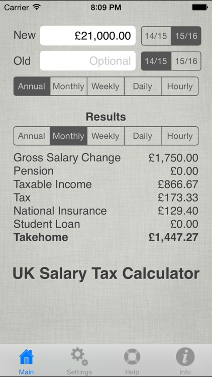 The salary calculator irish hourly wage tax calculator.