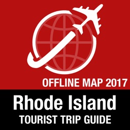 Rhode Island Tourist Guide + Offline Map