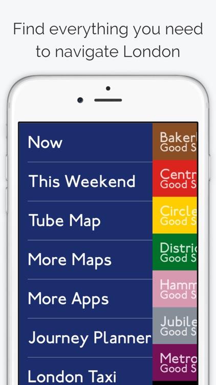 London Tube Map PRO screenshot-3