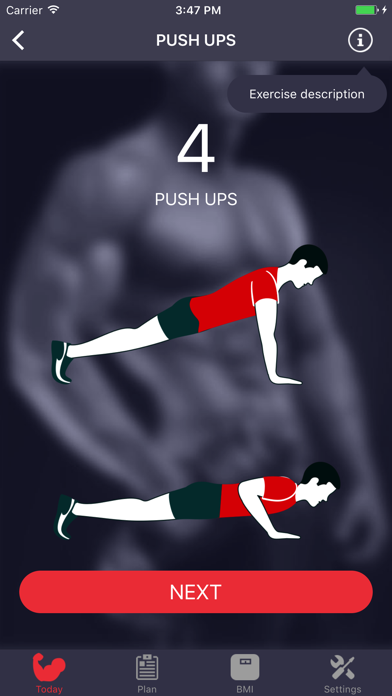 Biceps & Triceps Arm Workoutのおすすめ画像2