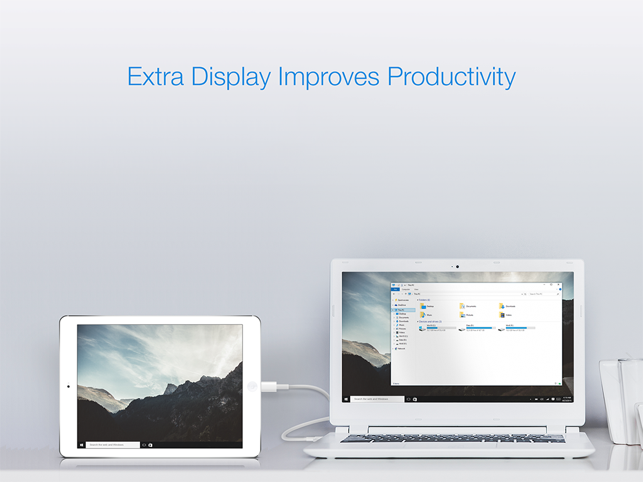 ‎Splashtop Wired XDisplay HD – Extend & Mirror Screenshot