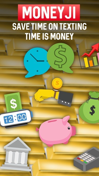 MONEYJI - Finance & Money Rich Emoji Stickers