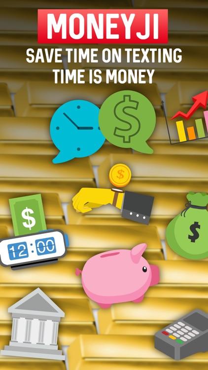 MONEYJI - Finance & Money Rich Emoji Stickers