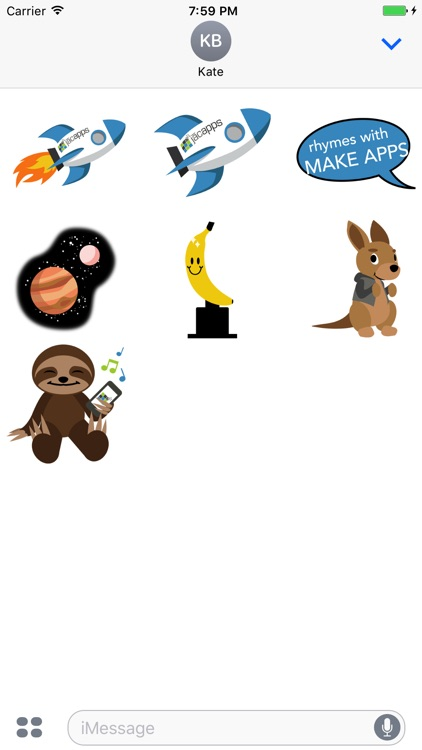 jacapps Stickers