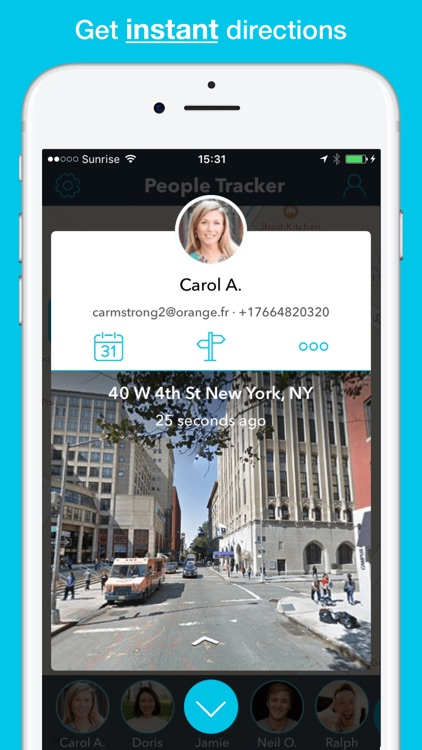 People Tracker Pro - Cell phone tracker app!