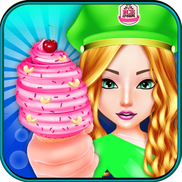 Ice Cream Kitchen Fever Cooking Games for Girls