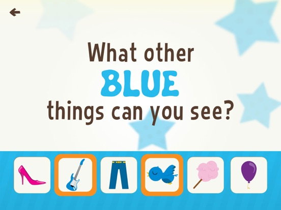 Toddler Learning Games Ask Me Color Games for Kids | App Price Drops