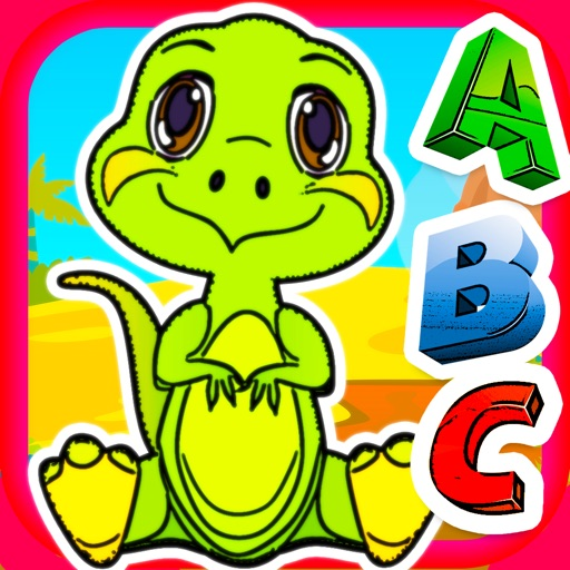 Dinosaur Puzzles for Toddlers - Free kids puzzles! iOS App