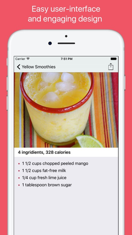Smoothie Recipes - Healthy and Detox drinks screenshot-4