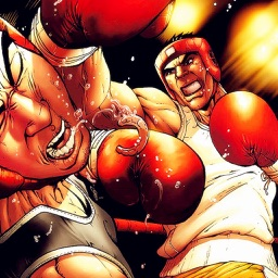Real Boxing:free fighting games