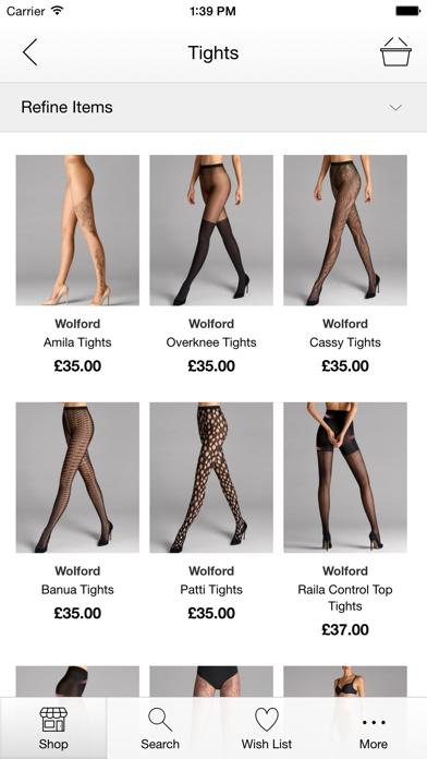 Luxury Legs screenshot two