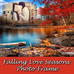 Falling Love Collage Frame