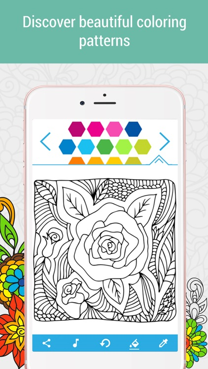 Anti Stress Coloring Book Calm By Tomasz Pajak