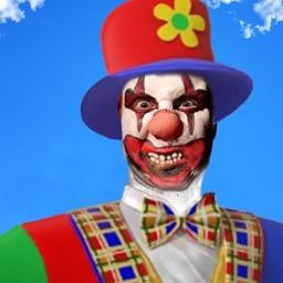 Crazy Clown Attacks Story - Killer Clown In Street