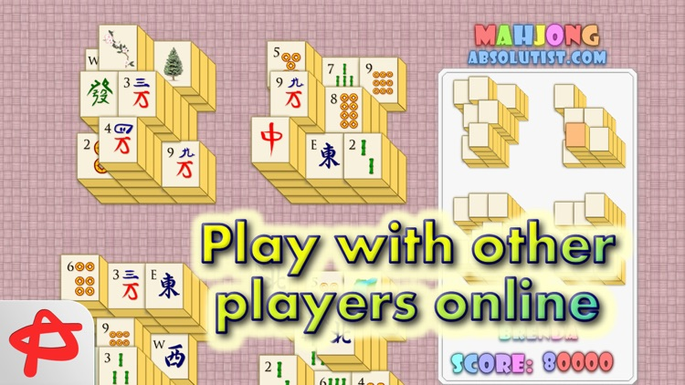 Mahjong: Hidden Symbol screenshot-1