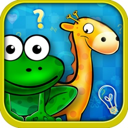 Kids Teaser Puzzles HD Lite