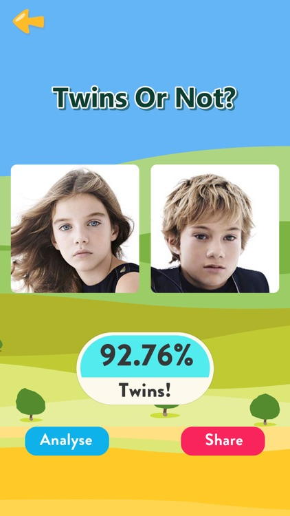 Twins Or Not - Guess Face Photos Similarity Booth