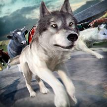 Wolf Simulator 2016 . Animal Running Game for Free