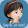 Say It... Or Not? Social Filter Skills