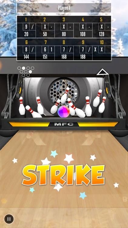 Bowling 3D Master FREE screenshot-0