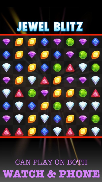 Jewel Blitz (Watch & Phone)