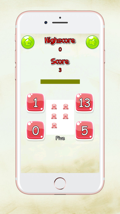 Let's learn! Numbers - count from 1 to 20 screenshot four