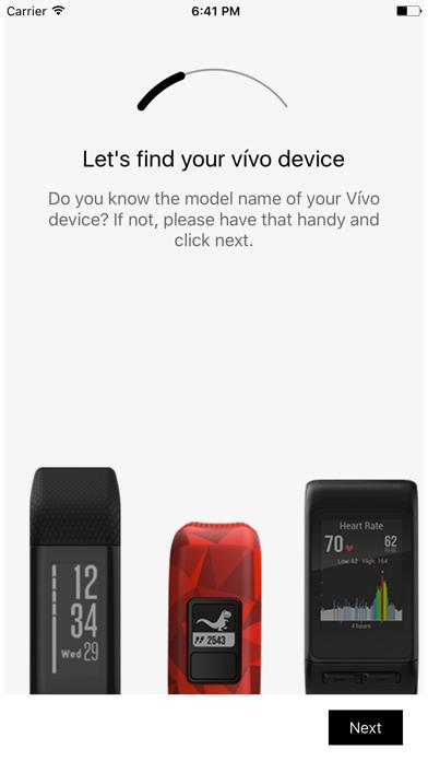 Finder for Vívo - find your Garmin deviceのおすすめ画像2