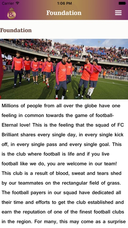 FC Brilliant screenshot-3