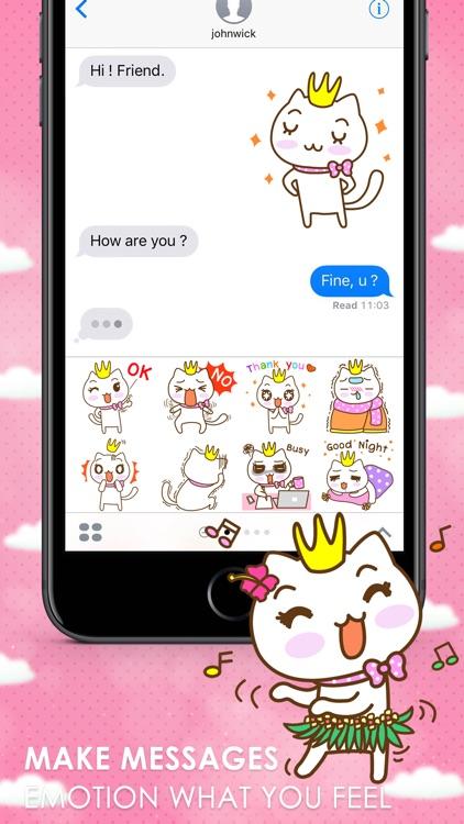 KIKI Stickers Emoji Keyboard By ChatStick