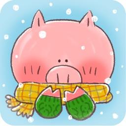 Piggy's winter story