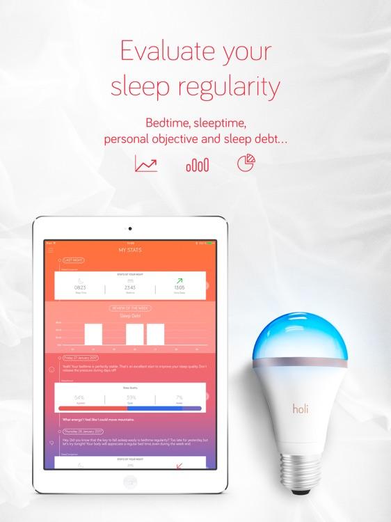 Sleep360 for iPad screenshot-4