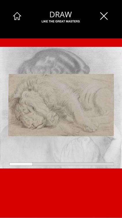 Drawing like Great Masters AR screenshot-4