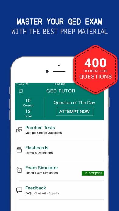 点击获取GED® Practice Exam prep 2017 - Q&A Flashcard