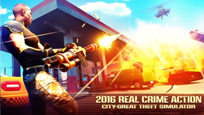 Criminal Gangstar Gun Fighting - Sniper Rifle Kill