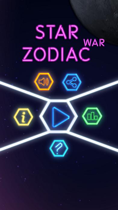 Zodiac signs star - War defense of the astrology screenshot two