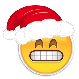 Emoji Stickers For Merry Christmas