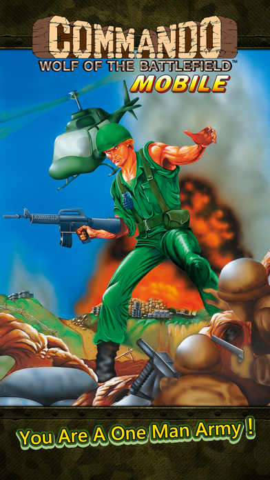 Wolf of the Battlefield : Commando MOBILE screenshot 1