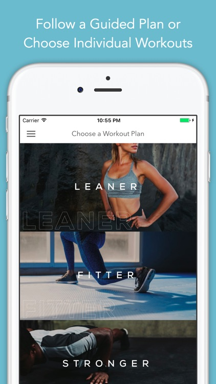 Sworkit - Custom Workouts for Exercise & Fitness app image