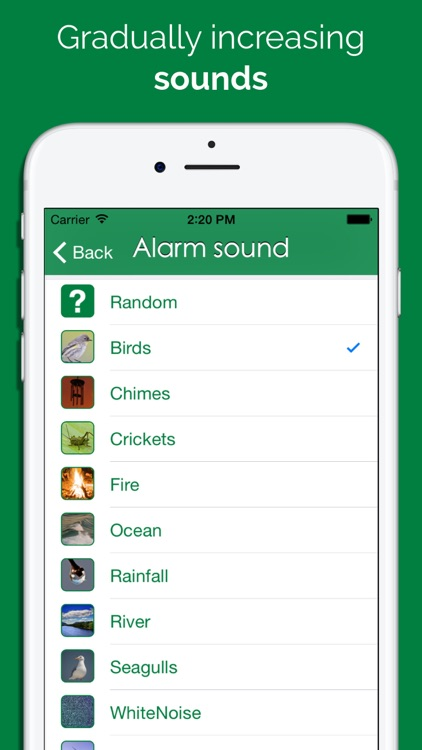 Light Alarm screenshot-1