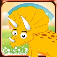 Activities of Dinosaur Kid Coloring Book 3