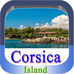 Corsica Island Offline Guide