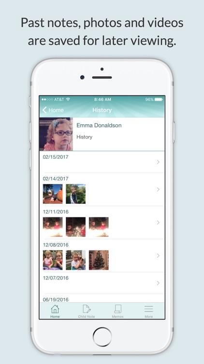 Daycare Dailies - Baby tracker screenshot-3