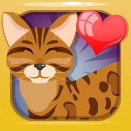 Bengalmoji – Bengal Cats Emoji & Stickers Pro