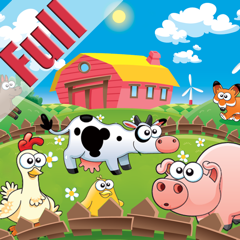 Farm for toddlers full