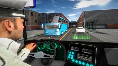 Bus Simulator City bus conduccCaptura de pantalla de1