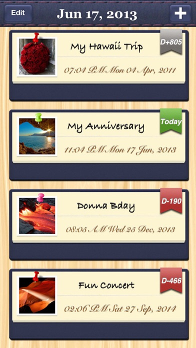 Download Countdown app - Count down Days To Special Events for Pc