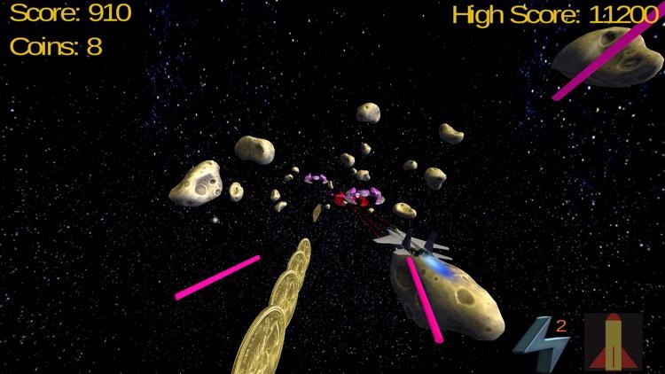 Royal StarFighter - Space Wars screenshot-4
